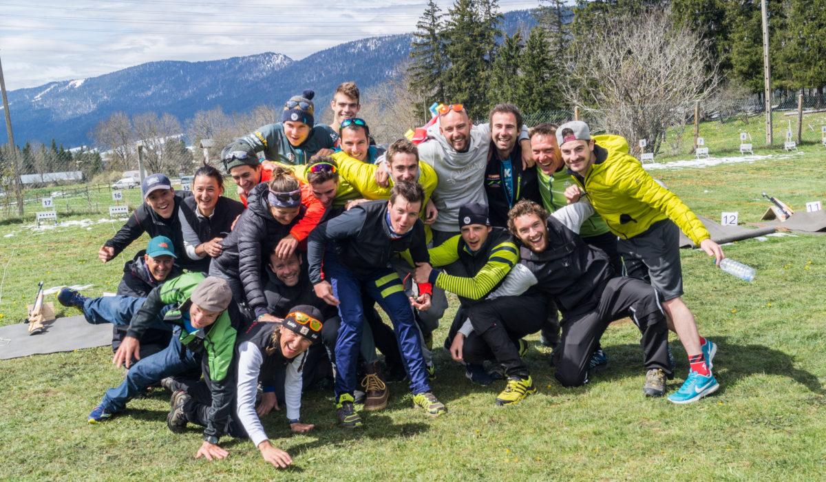 L'équipe d'Alpinum Events